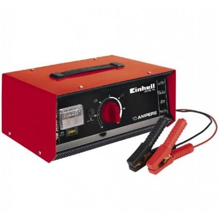 Einhell caricabatterie cc-bc 15