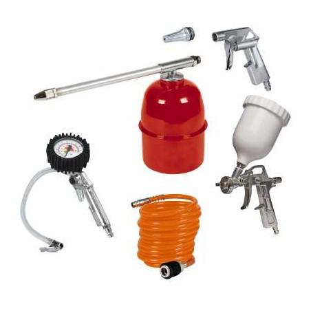 Kit Accessori per Compressore Einhell